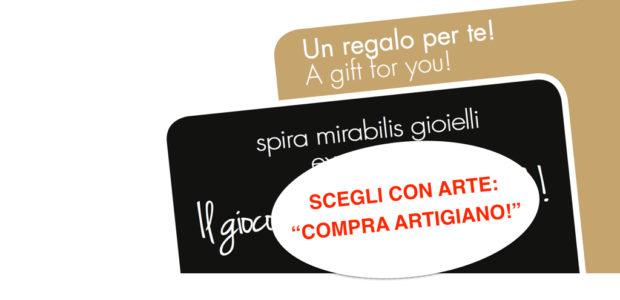 ART WORKSHOP SPIRA MIRABILIS JEWELS EXPERIENCE©